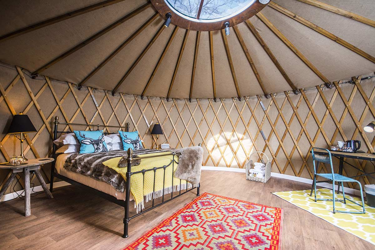 The Glamping Village